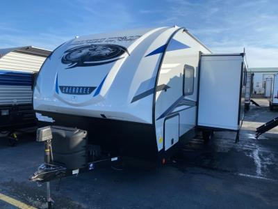 New 2021 Forest River RV Cherokee Alpha Wolf 26DBH-L