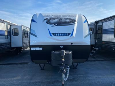New 2021 Forest River RV Cherokee Alpha Wolf 27RK-L