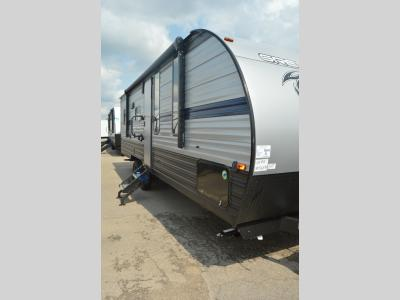 New 2019 Forest River RV Cherokee Grey Wolf 22RR