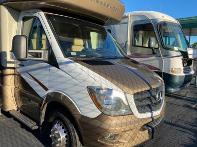 Used 2017 Winnebago View 24J