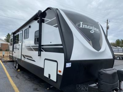 New 2021 Grand Design Imagine 3100RD