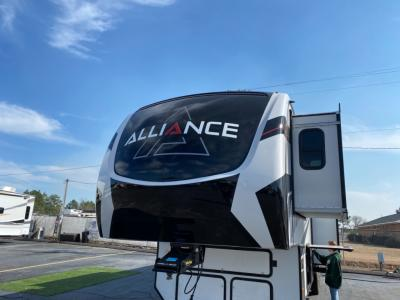 New 2021 Alliance RV Valor 36V11