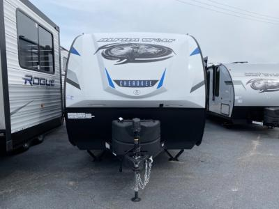 New 2021 Forest River RV Cherokee Alpha Wolf 26RB-L