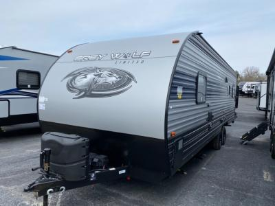 New 2021 Forest River RV Cherokee Grey Wolf 25RRT