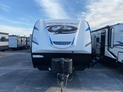 New 2021 Forest River RV Cherokee Alpha Wolf 33BH-L