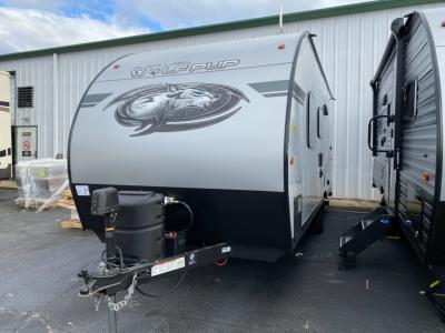 New 2021 Forest River RV Cherokee Wolf Pup Black Label 16FQBL