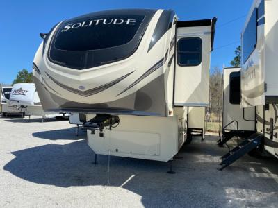 Used 2019 Grand Design Solitude 380FL