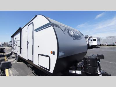 New 2020 Forest River RV Cherokee Grey Wolf Black Label 26MKBL