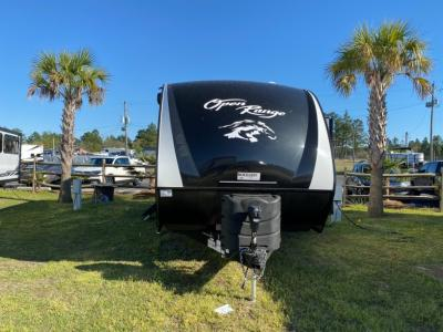 New 2021 Highland Ridge RV Range Lite RL212FB