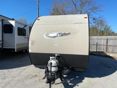 Used 2016 Forest River RV Cherokee Wolf Pup 16BH