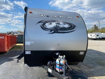 Used 2020 Forest River RV Cherokee Wolf Pup 16PF
