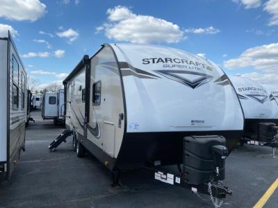 New 2021 Starcraft Super Lite 241BH