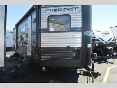 New 2019 Forest River RV Cherokee 234VFK