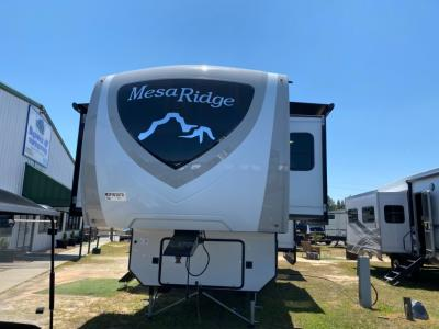 New 2021 Highland Ridge RV Mesa Ridge MF373RBS