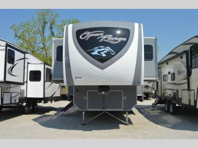 New 2019 Highland Ridge RV Open Range OF373RBS