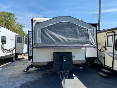 Used 2017 Forest River RV Flagstaff Shamrock 23IKSS