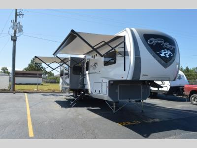 New 2020 Open Range RV Open Range 374BHS