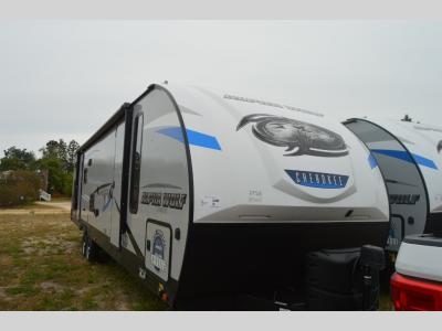 New 2020 Forest River RV Cherokee Alpha Wolf 29QB-L