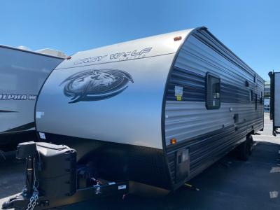 New 2021 Forest River RV Cherokee Grey Wolf 26MBRR