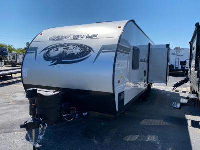 New 2021 Forest River RV Cherokee 23MKBL