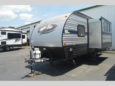 New 2020 Forest River RV Cherokee Wolf Pup 16PF