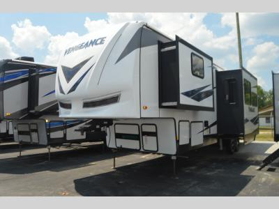 New 2020 Forest River RV Vengeance 320A