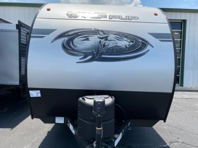 New 2021 Forest River RV Cherokee Wolf Pup Black Label 17JGBL