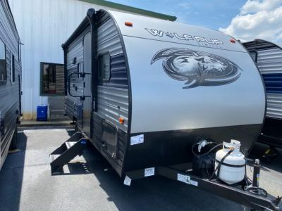 New 2021 Forest River RV Cherokee Wolf Pup 16BHS