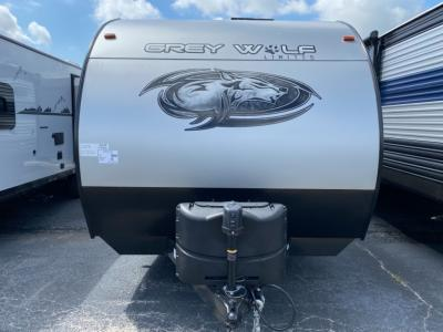 New 2021 Forest River RV Cherokee Grey Wolf 22RR