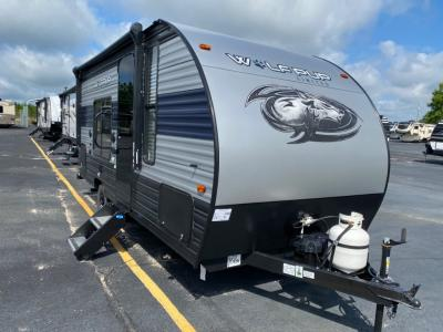 New 2021 Forest River RV Cherokee Wolf Pup 16FQ