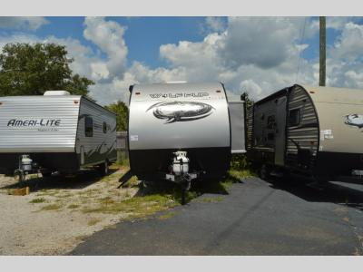 Used 2020 Forest River RV Cherokee Wolf Pup 18TO