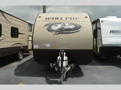 Used 2019 Forest River RV Cherokee Wolf Pup 16FQ