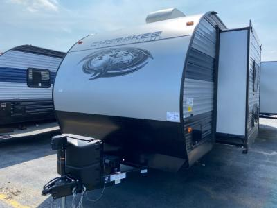 New 2022 Forest River RV Cherokee 304RK
