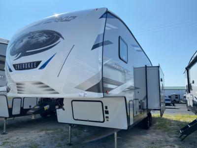 New 2022 Forest River RV Cherokee Arctic Wolf 291RL