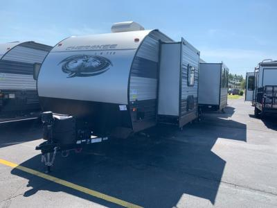 New 2021 Forest River RV Cherokee 304RK
