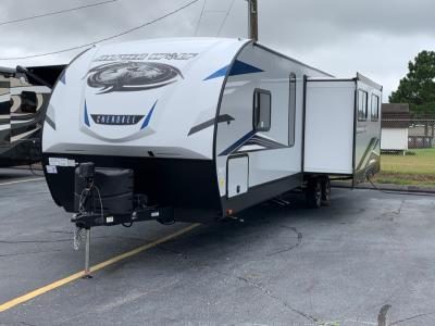 New 2021 Forest River RV Cherokee Alpha Wolf 29DQ-L