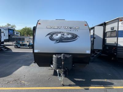 New 2021 Forest River RV Cherokee Grey Wolf 26DBH