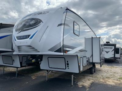 New 2021 Forest River RV Cherokee Arctic Wolf 291RL