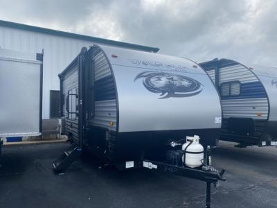 New 2022 Forest River RV Cherokee Wolf Pup 16FQ