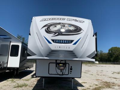 New 2021 Forest River RV Cherokee Arctic Wolf Suite 3770