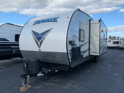 Used 2020 Forest River RV Vengeance Rogue 29KS-16