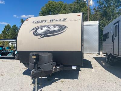 Used 2017 Forest River RV Cherokee Grey Wolf 27RR
