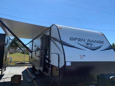 New 2021 Highland Ridge RV Open Range Conventional OT26BHS