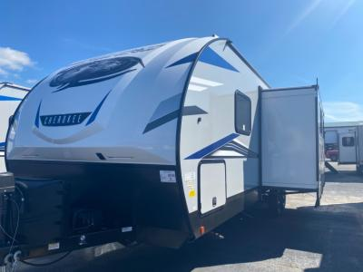 New 2022 Forest River RV Cherokee Alpha Wolf 26RB-L