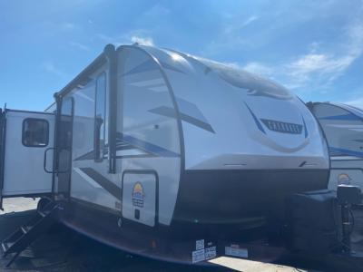 New 2022 Forest River RV Cherokee Alpha Wolf 26RL-L
