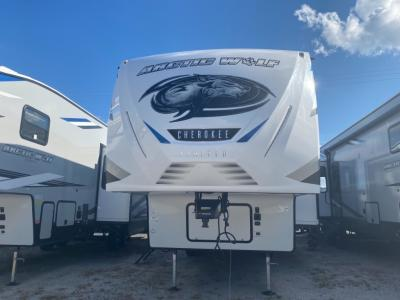 New 2022 Forest River RV Cherokee Arctic Wolf 287BH