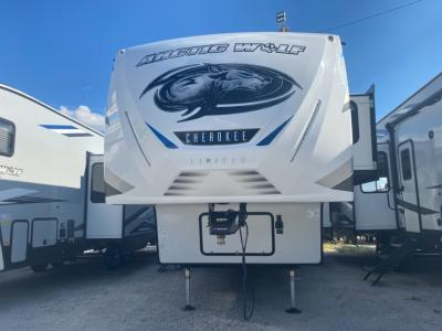 New 2022 Forest River RV Cherokee Arctic Wolf Suite 3770