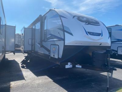 New 2022 Forest River RV Cherokee Alpha Wolf 33BH-L