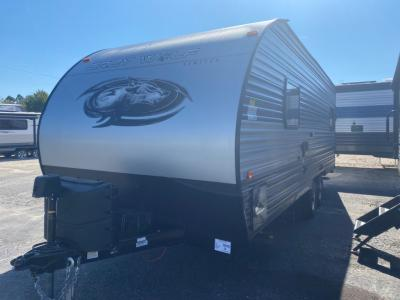 New 2022 Forest River RV Cherokee Grey Wolf 20RDSE