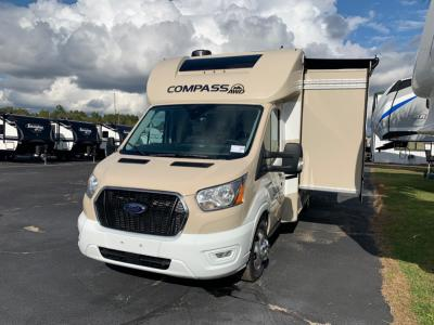 New 2021 Thor Motor Coach Compass 23TW